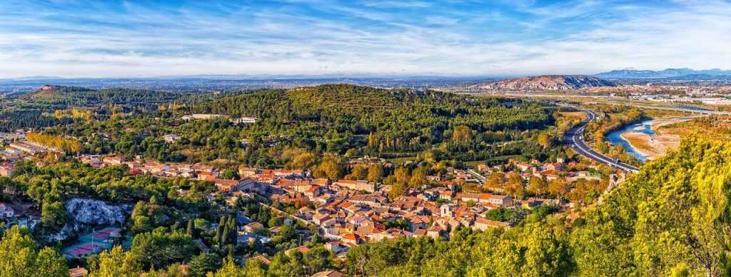 Comment aller en Provence