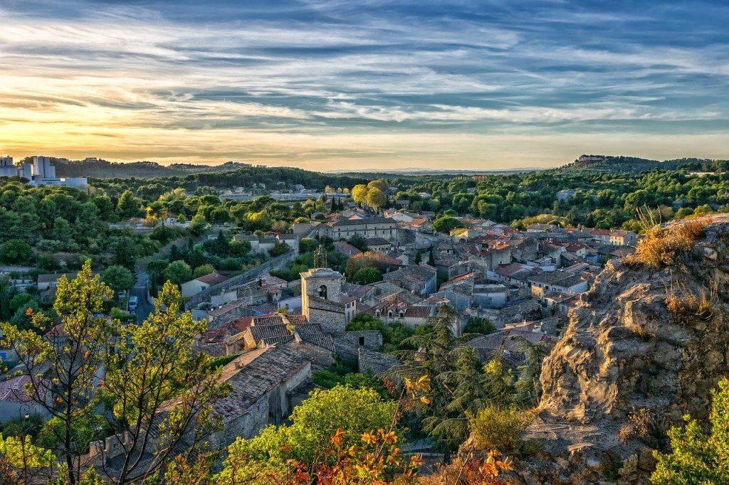Les villages provencaux