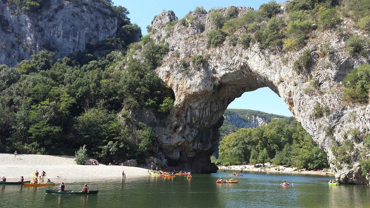Provence-Ardeche-Pont-de-Arc