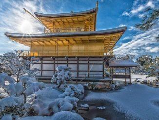 Le japon en hiver